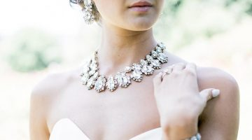 right jewellery and outfit for your wedding