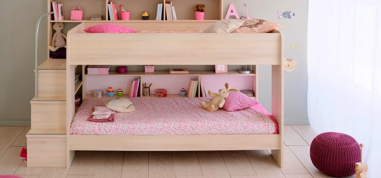 Tips to Choose the Best Bed for Your Kids Online