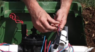 Technologically-Advanced Two-Wire Irrigation Controller of Tonick Watering