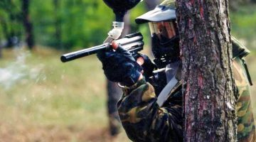 Access to Incomparable Paintball Entertainment in Melbourne