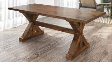 Learn How to Choose The Most Proper Trestle Tables