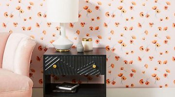Transform Dull Walls with Stunning Temporary Wallpapers